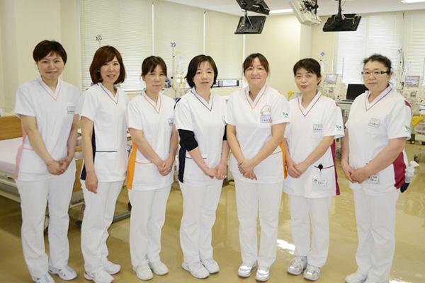 ICU・透析看護課