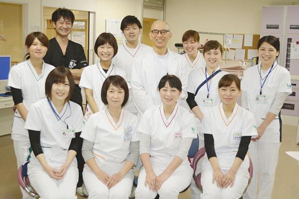 3南病棟看護課