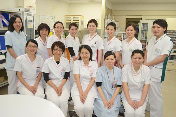 4西病棟看護課